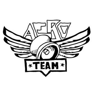 Логотип AERO-YO Team